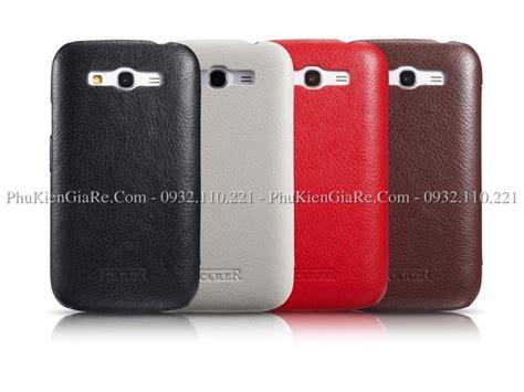 Imak Cowboy Samsung Galaxy Grand 3 2011 bao da galaxy grand duos i9082 dạng gập đứng bằng da thật