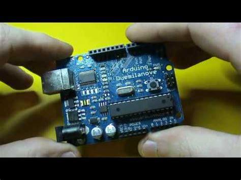 tutorial video arduino video tutorial arduino primeros pasos parte 1 2 youtube