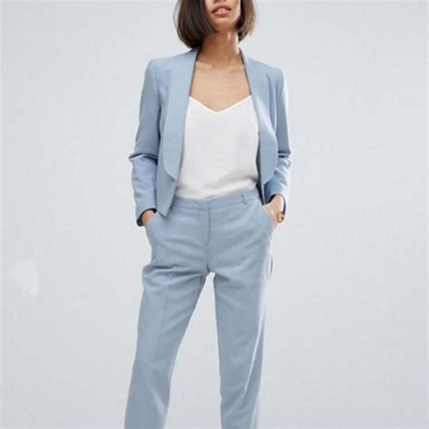 light blue suit jacket womens light blue womens suit go suits