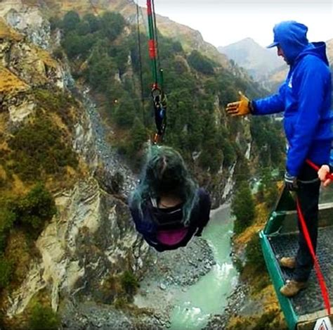 canyon swing queenstown accident amelia jayne banks 2017 program participant goabroad