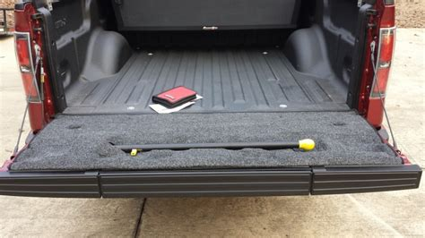 diy bed liner bedrug bedtred or diy bed liner ford f150 forum