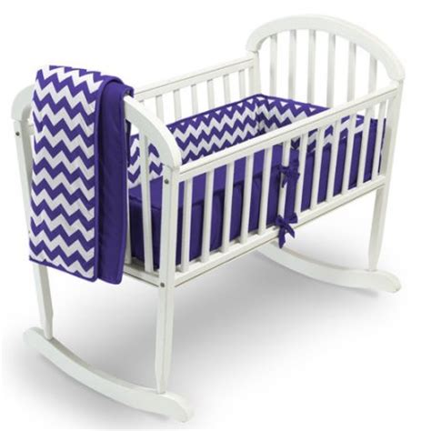 baby doll bed set baby doll bedding chevron 3 piece cradle bedding set