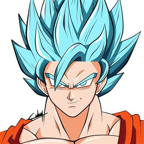 imagenes de goku pelo azul i am cajslo cajslo instagram photos and videos