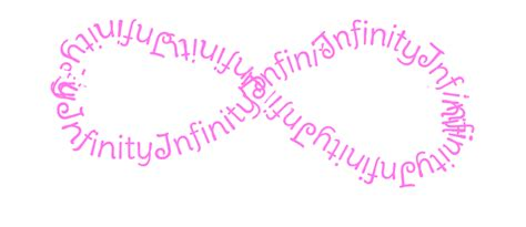 infinity sign text infinity text and symbol png by cutebear08 on deviantart