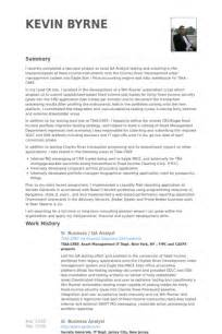 News Quality Analyst Sle Resume by Business Sales Analyst Resume