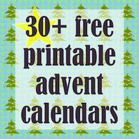 Etiketten Drucken Mac Numbers by Free Printable Advent Calendar Numbers And