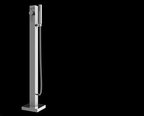 telefono della doccia telefono cube doccia per esterno in acciaio inox inoxstyle