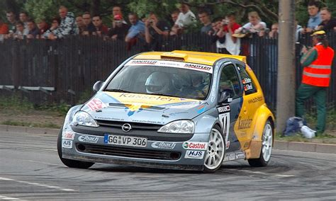 opel rally car opel corsa s1600 rally car horst rotter deutsche