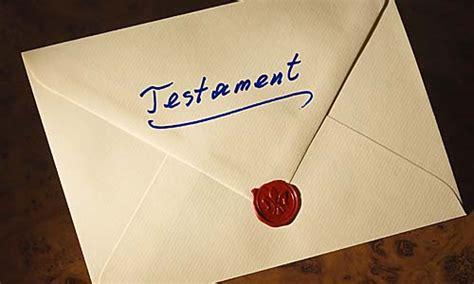 eredità con testamento investigazioni per l eredit 224 ed il patrimonio