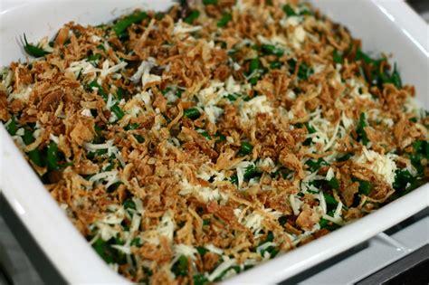 green bean portebello mushroom casserole recipris