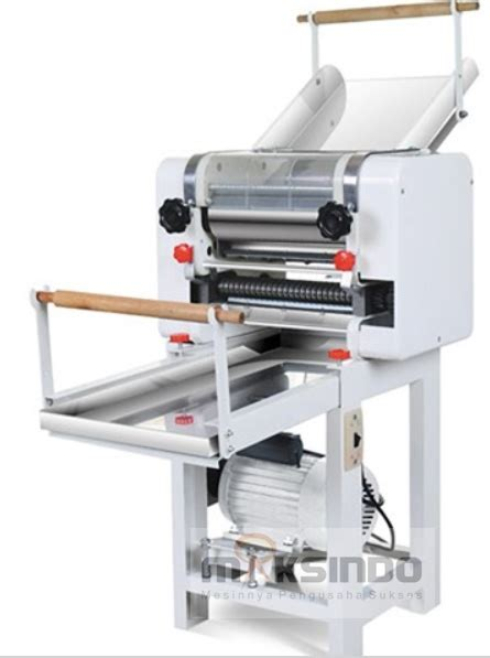 Mesin Maksindo mesin cetak mie dan press adonan mks 900 toko mesin