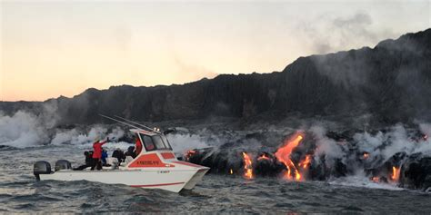 lava boat tour coupons lava boat tour hawaii business insider
