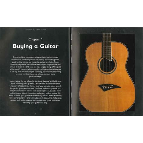 Nick Freeth Learn To Play The Guitar Learn To Play The Guitar Step By Step Guide By Nick Freeth