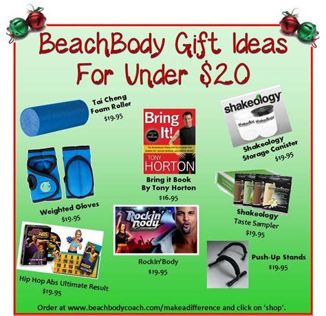 Beachbody Gift Card - inexpensive beachbody gift ideas beachbody shakeology
