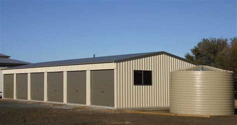 Garage Sales Townsville by Shed Garages For Sale Large Industrial Garages