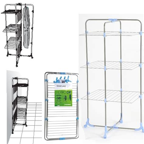 Indoor Laundry Drying Rack by Moerman Indoor Tower Airer Laundry Drying Rack