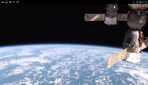 iss live nasa cuts live international space station feed as ufo