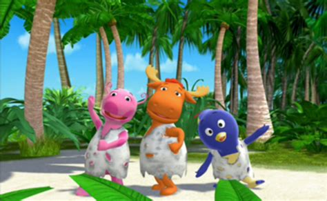 Backyardigans Volcano Episode The Backyardigans Season 1 Episode 14 Sidereel
