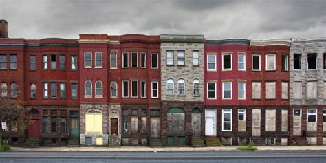 Baltimore Housing by Obama S Affairs Office Brings But Not Much
