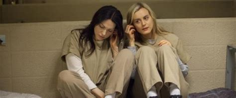 the real alex of orange is the new black speaks for the the real story of piper and alex from orange is the new