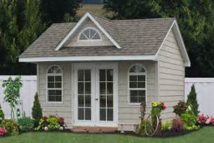 Outside Offices Sheds by Backyard Home Office Sheds For Sale
