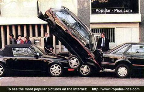 crash parallel image gallery silly accidents