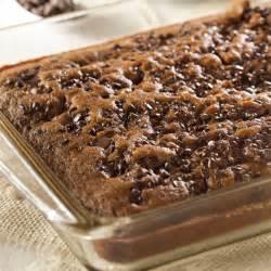 brownie kuchen rezept best chocolate chip brownie cake recipe