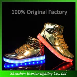 event supplier led light up sneakers wholesale led