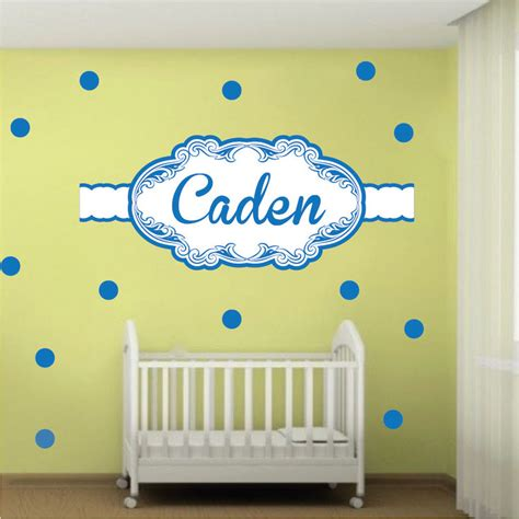 boys name wall stickers boys custom name wall decal custom wall decal murals primedecals