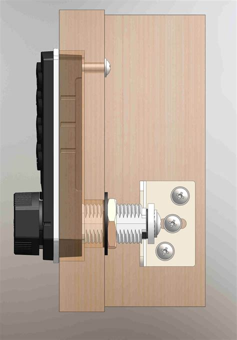 How To Install A Lock On A Cabinet Door by Electronic Cabinet Lock Electronic Cabinet Locks