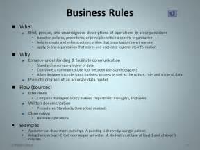 business rule pattern c database design ppt video online download