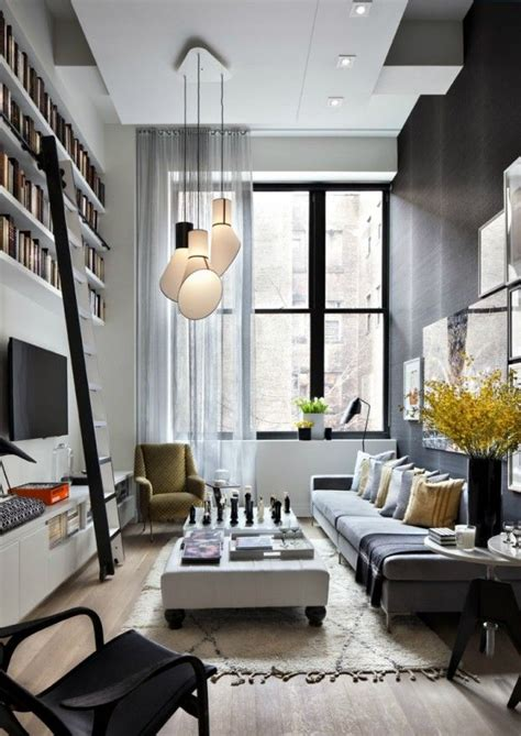 17 best ideas about narrow living room on