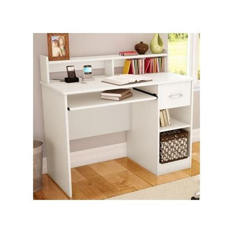 small white computer desk best 25 small computer desks ideas on space