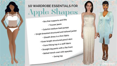 apple body shape how to tell which body shape you are once and for all