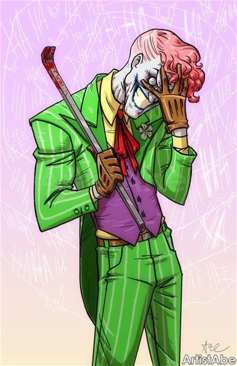 the joker colors joker alternate colors by artistabe on deviantart