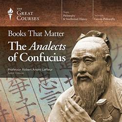 analects of confucius books books that matter the analects of confucius ttc audio