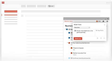 gmail buzon de entrada todoist plugin gratis para gmail te ayuda a organizar el