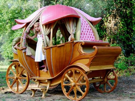 pumpkin carriage bed cinderella pumpkin carriage bed haute pink pinterest