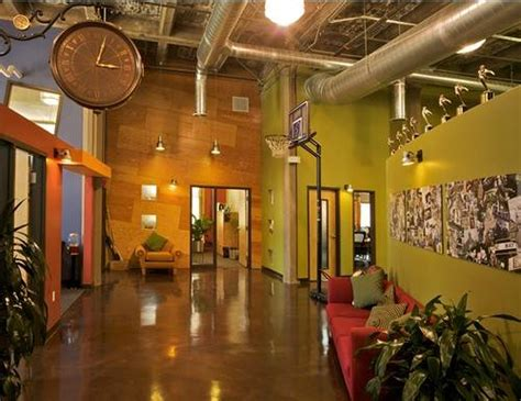 Advertising Agency Office Interiors by Inside Their World 18 Top Cool Agency Interior Designs