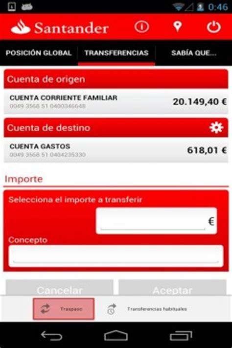 banco de santander es particulares descargar banco santander banca particulares para android
