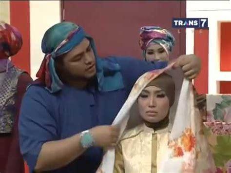 tutorial turban ala ivan gunawan tutorial pemakaian hijab ala ivan gunawan youtube