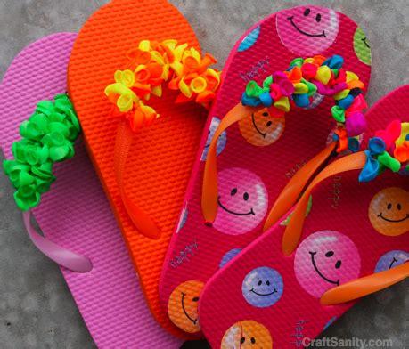 ideas for flip flop craft projects best 25 balloon flip flops ideas on flip