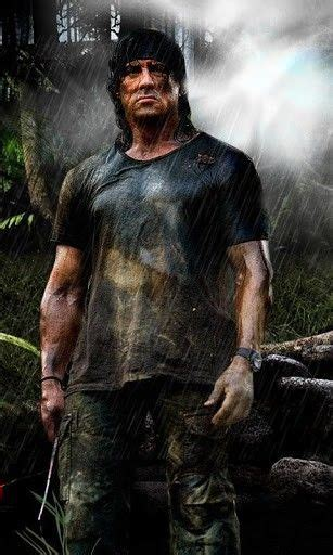 Sylvester Stallone In Rambo 4 by Rambo 4 2008 And