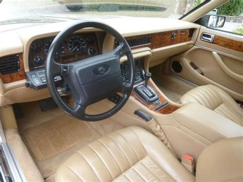 auto air conditioning service 2009 jaguar xj interior lighting buy used 1993 jaguar xj6 42k miles one owner california car no reserve in manhattan