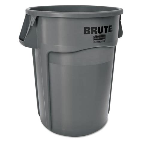 Home Depot Decorative Trim by Shop Rubbermaid Commercial Products Brute 55 Gallon Gray
