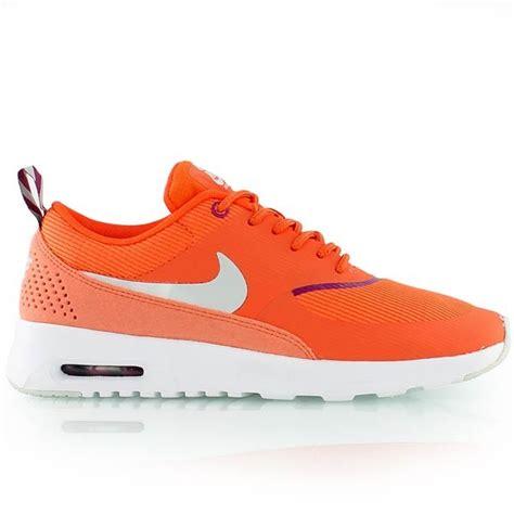 Nike Air Max Thea Lila by Nike Air Max Femme Orange