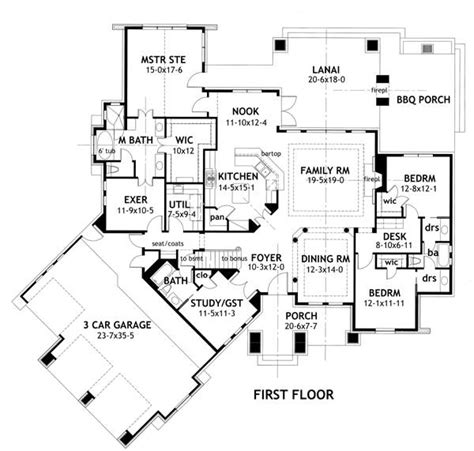 featured house plan pbh 2297 professional builder