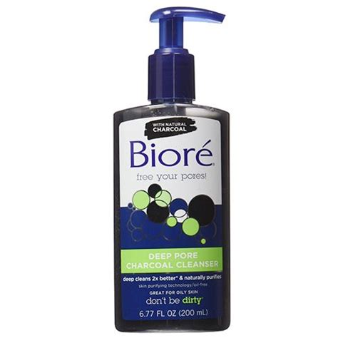 Charcoal Wash Skin Detox by 17 Best Ideas About Biore Charcoal Mask On
