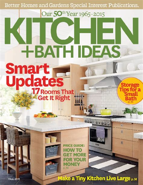kitchen ideas magazine kitchen and bath ideas magazine digital discountmags