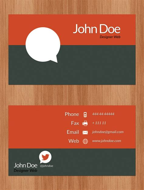 free photoshop psd card templates 1500 free business card templates free business